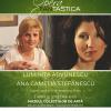 Luminița Arvunescu în dialog cu Ana-Camelia Ștefănescu, la OPERA FANtastica