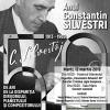 Constantin Silvestri, omagiat la 50 de ani de la dispariție, printr-o expoziție și un concert cameral