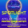 Apelul de proiecte Spotlight 2019 deschis până pe 10 martie
