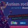 Damian Drăghici, Bogdan Ioan și Franny cântă pentru copiii cu autism din ATCA