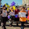 Peste 8000 de persoane au mărșăluit pentru Viață la Iași