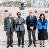 Francofonia universitară: discuții interactive între Excelența Sa, doamna Louise Mushikiwabo, Secretar General al OIF, și studenții francofoni din România
