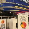 România, pregătită cu un stand-simbol al ICR pentru deschiderea celei de-a 39-a ediţii a Livre Paris