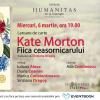 """Fiica ceasornicarului""- un nou bestseller internațional de Kate Morton, la Humanitas Fiction"