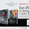 Istoricul Ian Buruma în dialog cu Cătălin Ștefănescu, la librăria Humanitas de la Cișmigiu – eveniment în cadrul festivalului One World România