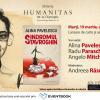 """Alina Pavelescu publică un nou roman, """"Sindromul Stavroghin"""", în colecția """"Scriitori români contemporani"""" a Editurii Humanitas"""