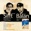 """Dublă întâlnire cu scriitori contemporani – lansarea romanului """"Liftul"""" de Cornel Bălan și lectură în avanpremieră Sebastian Sifft"""