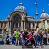 10 ani de tururi pietonale prin București, marca Fundația Calea Victoriei