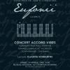 """Tango-jazz și recital de poezie cu Accord Vibes și Claudiu Komartin, în stagiunea """"Eufonii la MNLR"""""""