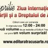 Editura Tracus Arte: Campanie online cu ocazia Zilei Internaționale a Cărții și a Dreptului de Autor