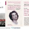 """Lansarea cărții """"La început a fost sfârșitul"""" de Adriana Georgescu, prima mărturie a unui deținut politic dintr-o țară aflată dincolo de Cortina de Fier, și proiecția unui fragment din filmul """"Binecuvântată fii, închisoare"""", regizat de Nicolae Mărgineanu"""