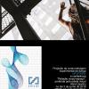 """Proiecția scurt-metrajului """"UP STAIRS"""" și conferința """"Relația corp-spațiu"""", susținută de artistul vizual Alina Ușurelu la ICR Lisabona"""