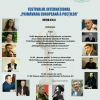"""Festivalul Internațional """"Primavara Europeană a Poeților"""", ediția a IX-a"""