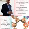 """""""Comunicare și emoții în școală"""", conferință susținută de prof. dr. Ion-Ovidiu Pânișoară"""