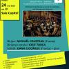 Două concerte de excepție, cu invitați francezi, la Filarmonica Banatul