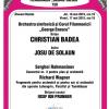 """Christian Badea dirijează din nou Wagner la Filarmonica """"George Enescu"""""""