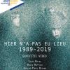 """Expoziția de artă video """"Ieri nu s-a întâmplat, 1989-2019"""", la ATELIER 030202"""
