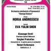 """Eva Yulin Shen, o pianistă celebră din Taiwan, invitată alături de maestrul Horia Andreescu, la Filarmonica """"George Enescu"""""""