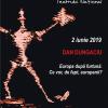 """Dan Dungaciu prezintă conferinţa cu tema """"Europa după furtună. Ce vor, de fapt, europenii?"""""""