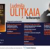 Ludmila Ulițkaia, una dintre cele mai apreciate scriitoare ale lumii, revine la București