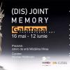 """(DIS)JOINT MEMORY"", solo show Velimir Vukićević, la Galateea Contemporary Art"