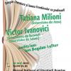 Despre literatura şi lumea frontierelor, cu Tatiana Milioni şi Victor Ivanovici, la  Cafeneaua critică