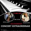 Concert extraordinar susținut de Antal Zalai (vioară) și Balázs Boda(pian)
