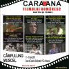 """""""Caravana filmului românesc"""", la Câmpulung Muscel"""