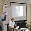 """""""Evrei români în literatura israeliană"""" – scriitorul Moshe Granot, la """"Cafeneaua Românească"""" de la ICR Tel Aviv"""