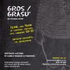 """Spectacolul-lectură """"Gros/ Grasu'"""", la Centrul de Teatru Educațional Replika"""
