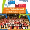 Orchestra Română de Tineret dirijată de Cristian Mandeal, în concert la Arad
