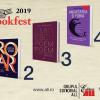 Topul vânzărilor Grupului Editorial ALL la Salonul Internațional Bookfest 2019