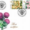"""Emisiunea de mărci poștale """"Flori melifere"""""""