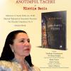 """Volumul """"Anotimpul tăcerii"""", de Miorița Baciu, Editura Tracus Arte, lansat la MNLR"""