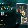 """Lansarea romanului """"Să nu râzi :(( """", de Raluca Feher"""