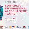A VI-a ediție a Festivalului Internațional al Școlilor de Teatru, susținut de Andrei Șerban, Marius Manole și Șerban Pavlu