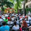 O explozie de jazz, în Grădina Institutului Cultural Român