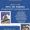 """""""Arta din România, din preistorie în contemporaneitate"""""""