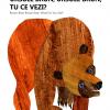 """""""Ursule brun, ursule brun, tu ce vezi?"""", o carte clasică care inspiră educatorii din lumea întreagă"""