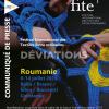 """Festivalul Internațional de Textile Extraordinare- FITE,  ediția a VIII-a: Vernisajul expoziției artistului francez Jèrèmy Gobè – """"Corail Artefact"""", la UNAGaleria"""