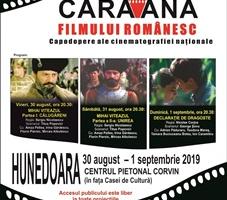 """Caravana filmului românesc"" la Hunedoara: de la filmul istoric la povestea de dragoste"