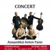 Ansamblul cameral de muzică veche Anton Pann va concerta la ITO Moldova 2019