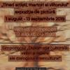 """Vernisajul expoziției de pictură """"Tineri artiști, martori ai viitorului"""" și simpozionul """"Diplomația culturală – valori și repere ale dialogului intercultural"""", la sediul ICR Tel Aviv"""