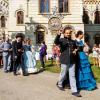 """Ne întoarcem din nou în timp, într-o nouă """"Călătorie la 1900"""", la Castelul Miclăușeni"""