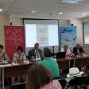 Dialog intercultural prin artă și cultură : simpozion și vernisaj de pictură, la ICR Tel Aviv
