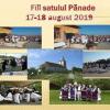 """""""Fiii satului Pănade"""", ediția a III-a, 17-18 august 2019"""