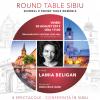 Întâlnire cu Lamia Beligan și concert din muzica lui Bach, la Round Table Sibiu