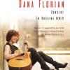 Concert Dana Florian, în Grădina MNLR