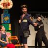 """Unteatru de copii anunță două reprezentații ale spectacolul """"Carina pe drumul spre casă"""""""