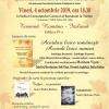 """""""Toamnă româno-italiană"""", ediția a IV-a"""